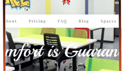 Avalance Spaces – Web Design and E-commerce Project