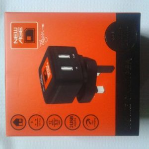 New Age Heavy Duty Plus Dual Fast Charger