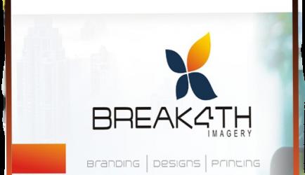 Break4th Imagery- Web design and development