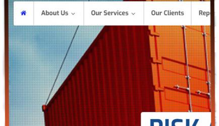 Mae Risk Consultants Limited- Web Design and Development